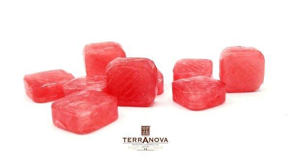 caramelle artigianali al melograno terranova glutenfree