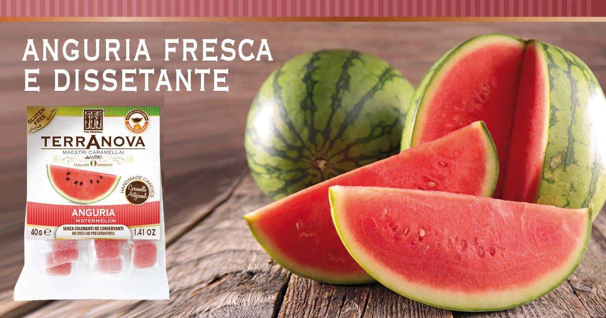 Anguria il frutto dell'estate!