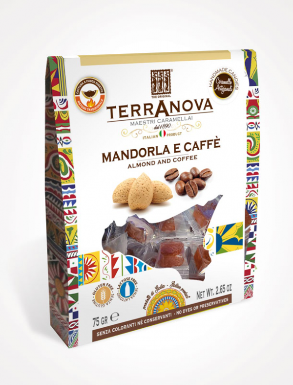 caramelle mandorla e caffe sicilian soul terranova