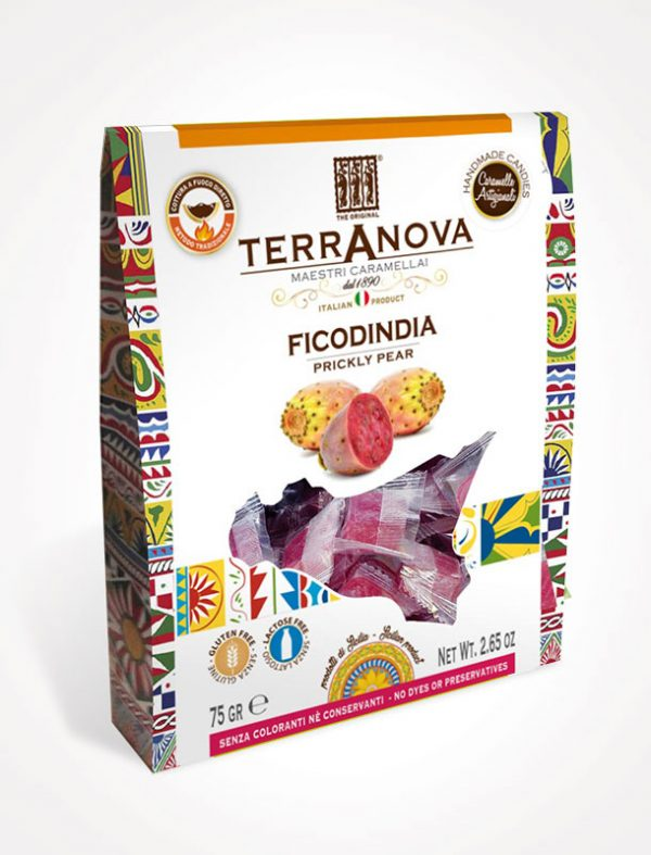 caramelle ficodindia sicilian soul terranova