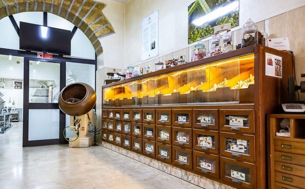 fabbrica caramelle artigianali terranova ballaro