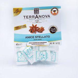 Caramelle artigianali all'anice stellato Senza Glutine