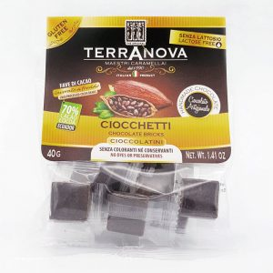 Cioccolatini ciocchetti al cacao terranova