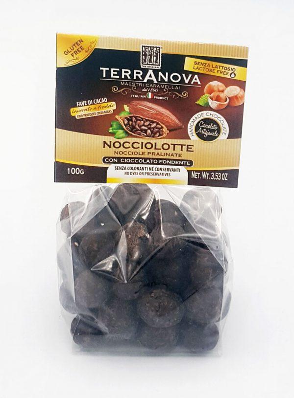 praline nocciolotte al cioccolato terranova