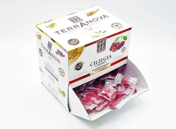 Caramelle artigianali alla Ciliegia Terranova Senza Glutine
