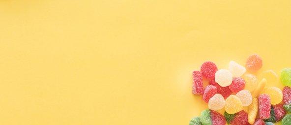 Le caramelle dissetanti gusto fresco naturale