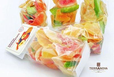 frutta disidratata semicandita terranova