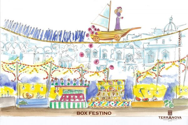 box festino - caramelle terranova dal 1890