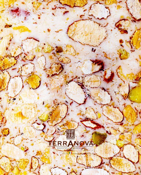 torrone morbido artigianale tradizione siciliana terranova