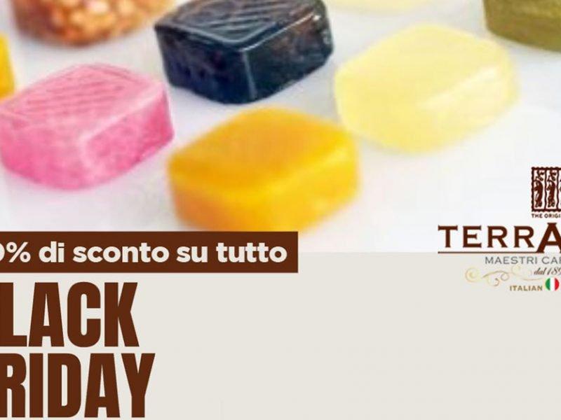 DOLCEFRIDAY: 30% di sconto su tutti i prodotti del nostro catalogo, per tutta la settimana del black friday