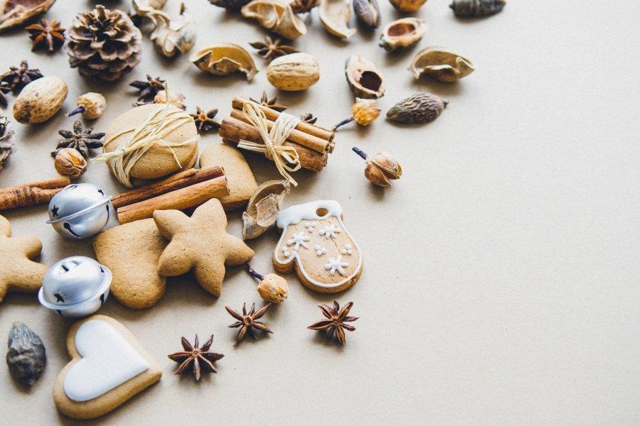 Zenzero e Cannella: le spezie di Natale