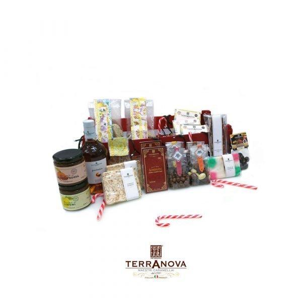 cassetta di natale siciliana terranova