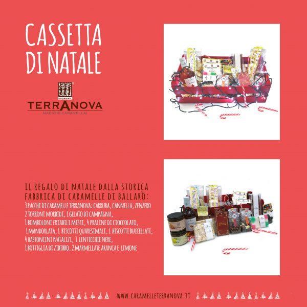 cassetta di natale terranova box tradizione siciliana